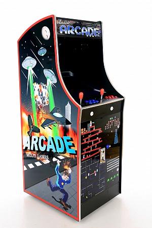 Retro Arcade Gaming Kopen Voor In Je Mancave Of