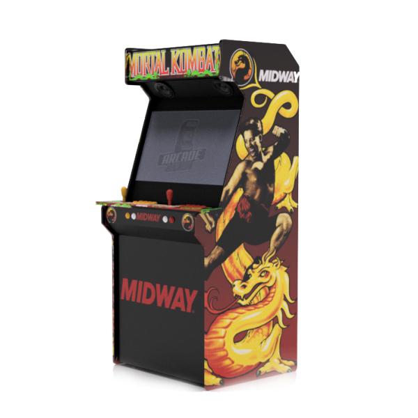 arcade kast XXL Mortal Kombat